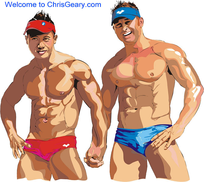 Welcome to ChrisGeary.com